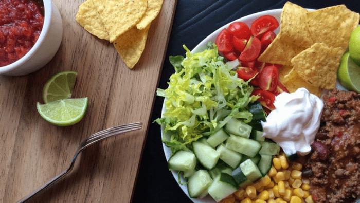 Mexicansk salat