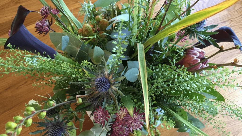 Blomster, kvalitetstid og selvforkælelse