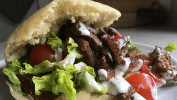 Hjemmelavet kebab opskrift