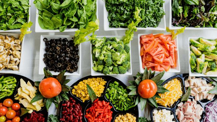 Food prep ideer og tips